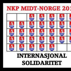 Internasjonal Solidaritet 2014
